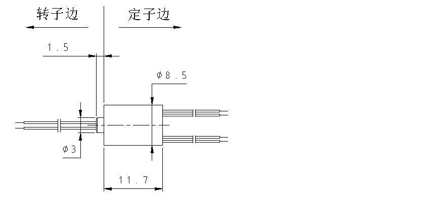 天线旋转器电路